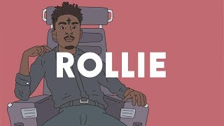 "(FREE) 21 Savage Type Beat ""Rollie"" | Bricks On Da Beat"