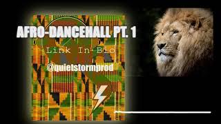 Hip-Hop Type Beat (Instrumental) * Afro-Dancehall Pt.1* - QuietStorm Beat Production