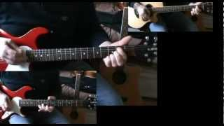 The Pretenders - Back On The Chain Gang - Guitar Intro