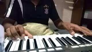 Fundo musical Gideões - Teclado