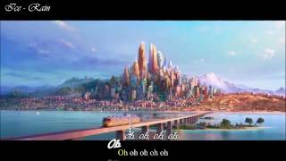 Try Everything Shakira lyric - Zootopia ost [vietsub + Kara]