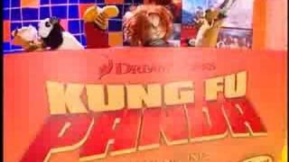Historia Kung Fu Panda versión Cinescape