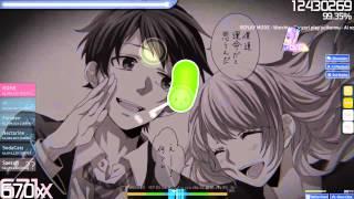 666pp :  Yuikonnu - Ai no Scenario [Extra] +HD,DT (99.55%)