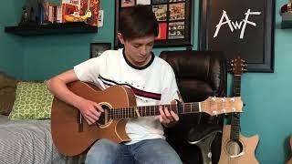 Sad- XXX Tentacion (Fingerstyle Guitar)