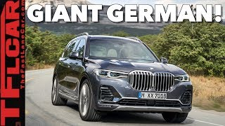 Breaking News: 2019 BMW X7 Revealed | Top 10 Things You Need to Know
