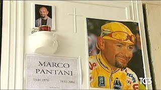 Investigation into death of cyclist Marco Pantani reopened amid murder claims