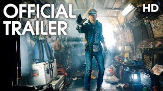 READY PLAYER ONE | SDCC Teaser | 2017 [HD]