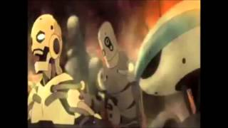 Fear Factory - Obsolete (animatrix)