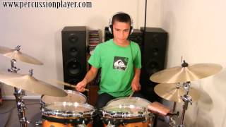 "The Doors ""Riders on the Storm"" (Drum Cover)"