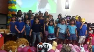 Música Arca de Noé - Crianças Diante do Trono