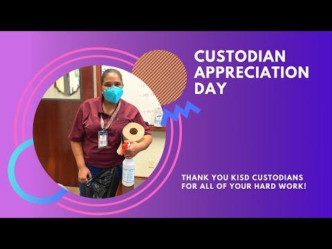 Custodian Appreciation Day img