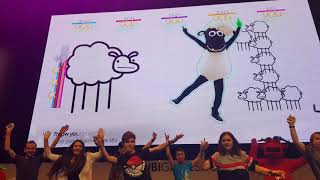 Just Dance 2018 - Beep Beep I'm a Sheep - TOO LONG FOR YT - FULL GAMEPLAY 4K - Gamescom 2017