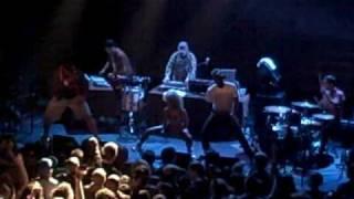 Buraka Som Sistema Live @ Bowery Ballroom in New York 5/2/09 (Wegue Wegue)