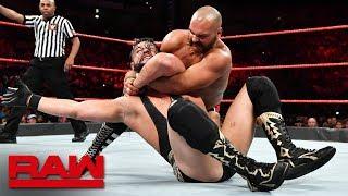 The B-Team vs. The Revival: Raw, Aug. 6, 2018