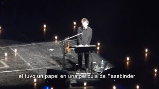 Laurie Anderson - The dream before - Teatro Opera - 08/05/2015
