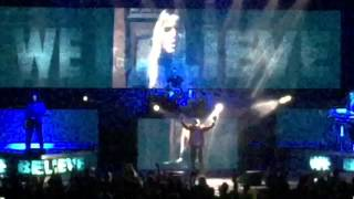 Newsboys in Concert @ First Arena ELMIRA 4/17/15 with John Tibbs, Finding Favour & Audio Adrenaline