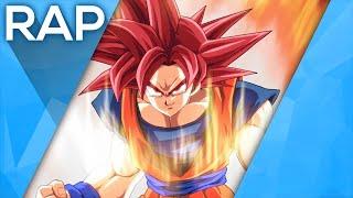 🔴 Rap do Goku (Dragon Ball) l Águia l Tributo 13