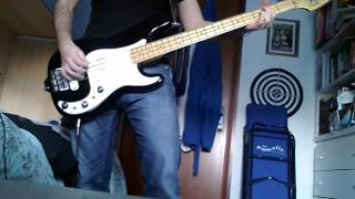 Sisters of mercy - Alice (bass cover)