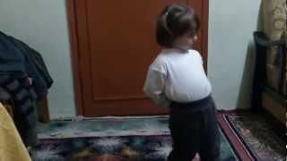 Bengisu Aleyna'nın Gangnam Style Dansı