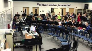 Rogich Jazz Band 2015, Apache