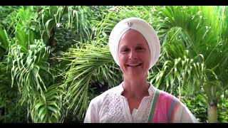 Spirit Voyage 40 Day Global Sadhana: Meditation of the Soul - Invitation from Snatam Kaur