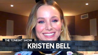 Kristen Bell on Her ShoutoutfromObama and the Return of Gossip Girl   The Tonight Show