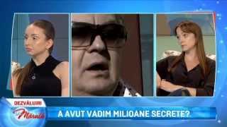 Fetele lui Vadim in direct la Maruta...