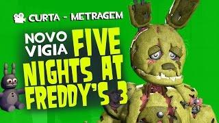 Novo Vigia em Five Nights at Freddy's - Curta de Animação - Quasar Jogos