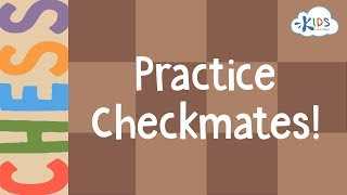 Practicing Checkmates
