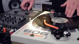 Roland TT-99 Scratch Test