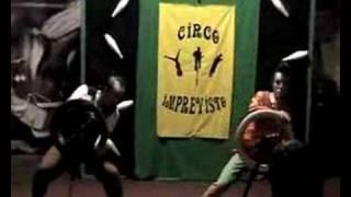 """Circo Imprevisto """"Zirko dantza eroa"""""""