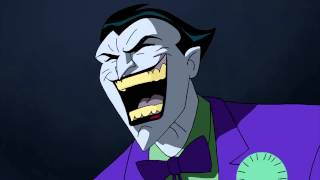 Evil laugh Joker