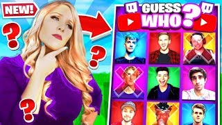 YOUTUBER GUESS WHO CHALLENGE WITH MY WIFE AND SISTER! (Akinator)
