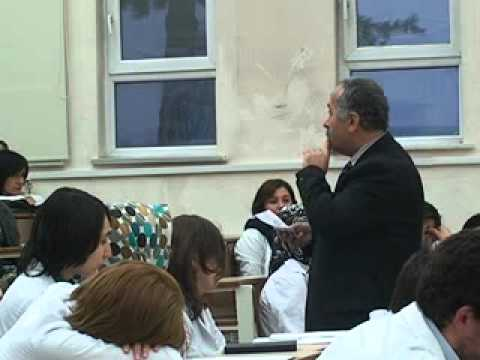 """Yrd. Doç. Dr. Selami Sönmez tarafından verilen """"Hayâl Eğitimi"""" konulu semineri"""
