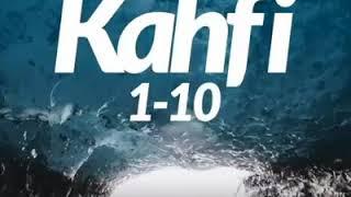 Jom hafal surah Al-Kahfi (ayat 1-10)
