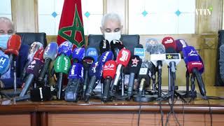 Khalid Aït Taleb : «La situation est inquiétante, mais pas hors de contrôle»