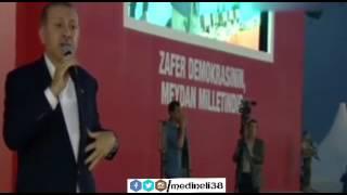 Vatanına göz dikeni ez oğlum. Recep Tayyip Erdoğan