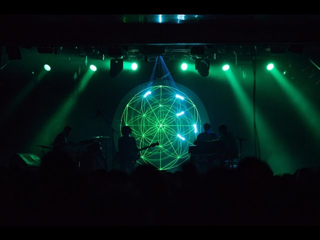 Floating Points en directo - Kuiper