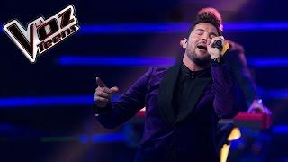 David Bisbal canta 'Antes que no' | Final | La Voz Teens Colombia 2016