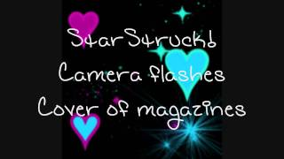 Sterling Knight-StarStruck! With Lyrics [Chipmunk Version]