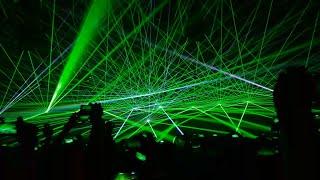 Qlimax 2015: Equilibrium - Atmozfears Intro [Laser Show]