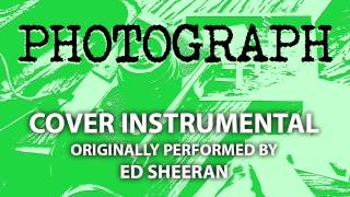 Photograph (Cover Instrumental) [In the Style of Ed Sheeran]