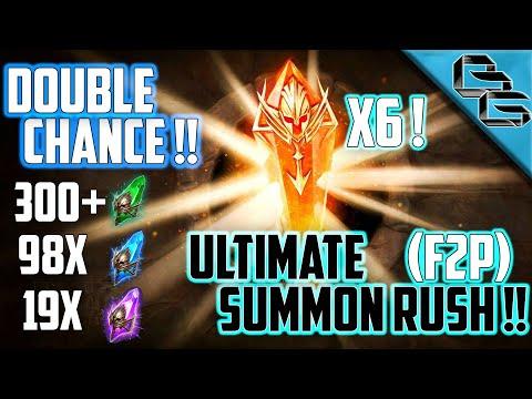 RAID: Shadow Legends | ULTIMATE *F2P* SUMMON RUSH !!! | Ep. 9