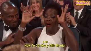 Viola Davis 67TH EMMY AWARDS Discurso Legendado