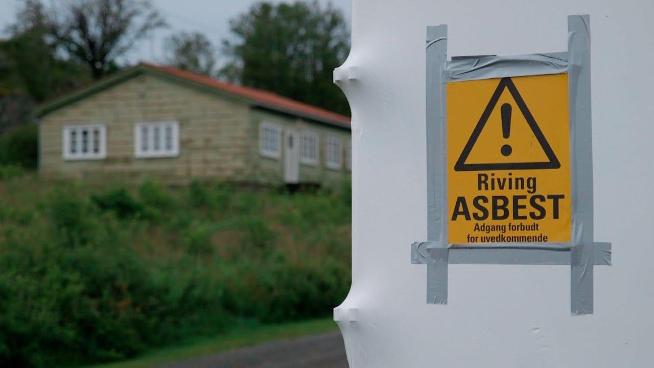 Fremhevet bilde fra «Ny rapport om asbestmålinger ved rivning av asbestholdige byggematerialer»