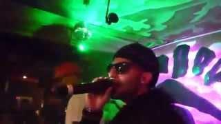 Arcangel  - Me Prefieres A Mi (live - Evelyn disco)