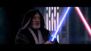 "Movie Quotes: ""If You strike me down""(Star Wars IV)"