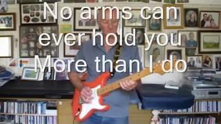 NO ARMS CAN EVER HOLD YOU - CHRIS NORMAN (ex SMOKIE) instrumental cover