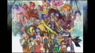 Digimon 01 Ending Latino Full con Letra