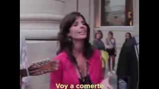 Florencia Cosentino y Los Nocheros -  Voy a comerte el corazon a besos